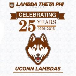Lambda Post 25th